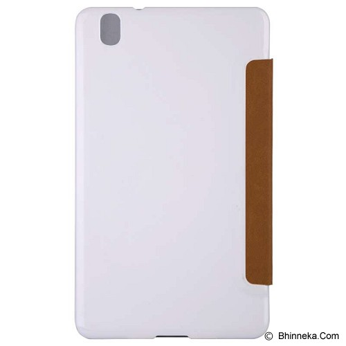 BASEUS Grace Leather Case Simplism series For Samsung Galaxy Tab Pro 8.4 [LTSATAB84-SM08] - Brown - Casing Tablet / Case